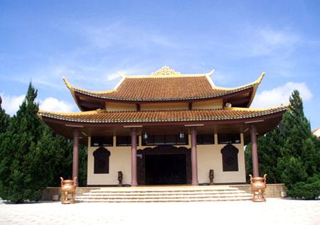 Truc Lam Zen Monastery   _  Dalat - Vietnam 02