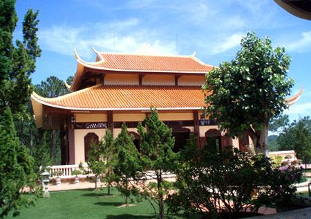 Truc Lam Zen Monastery   _  Dalat - Vietnam 05